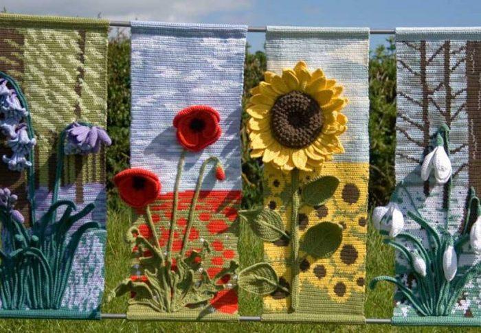 Crochet, Crotat, Aran and Rainbows