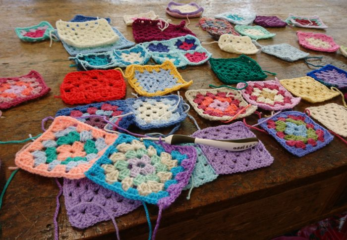 Granny Square Project