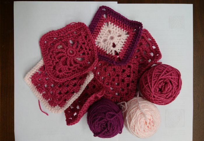 Crochet – Comparing Stitches