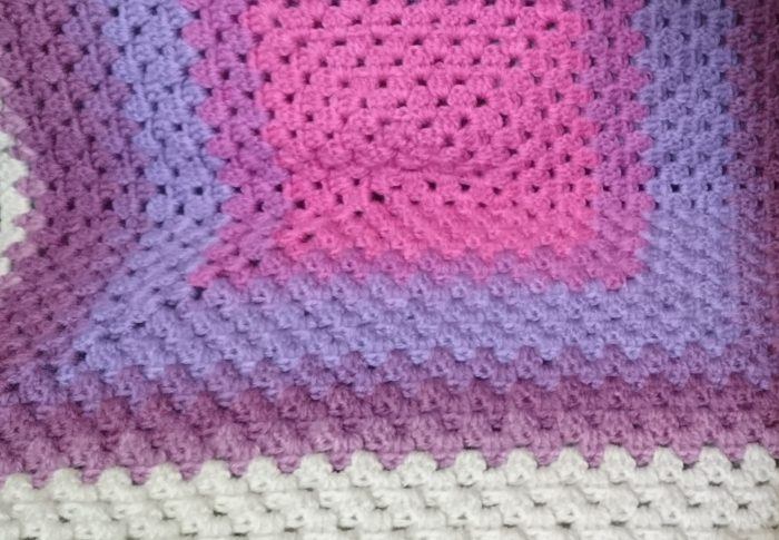 Double Crochet (dc) UK Terminology