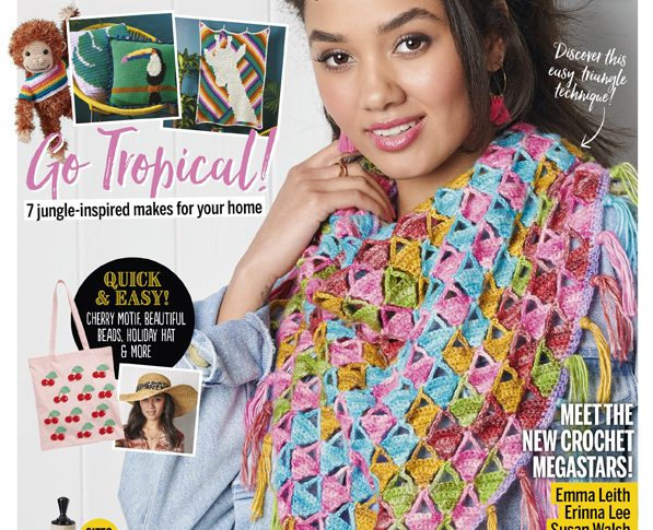 Faye's Magazine Debut