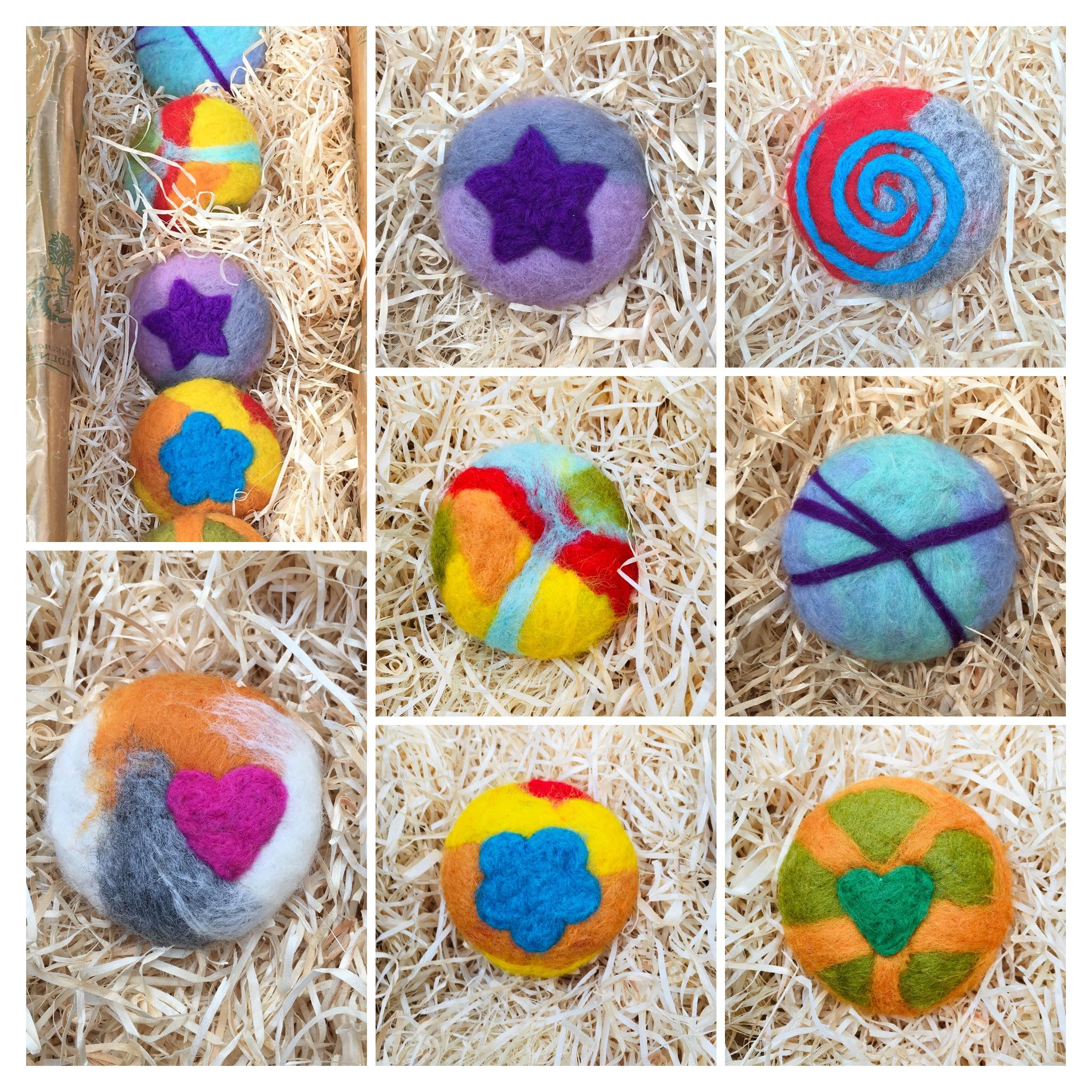 Felted Soap – Eco friendly soap solution