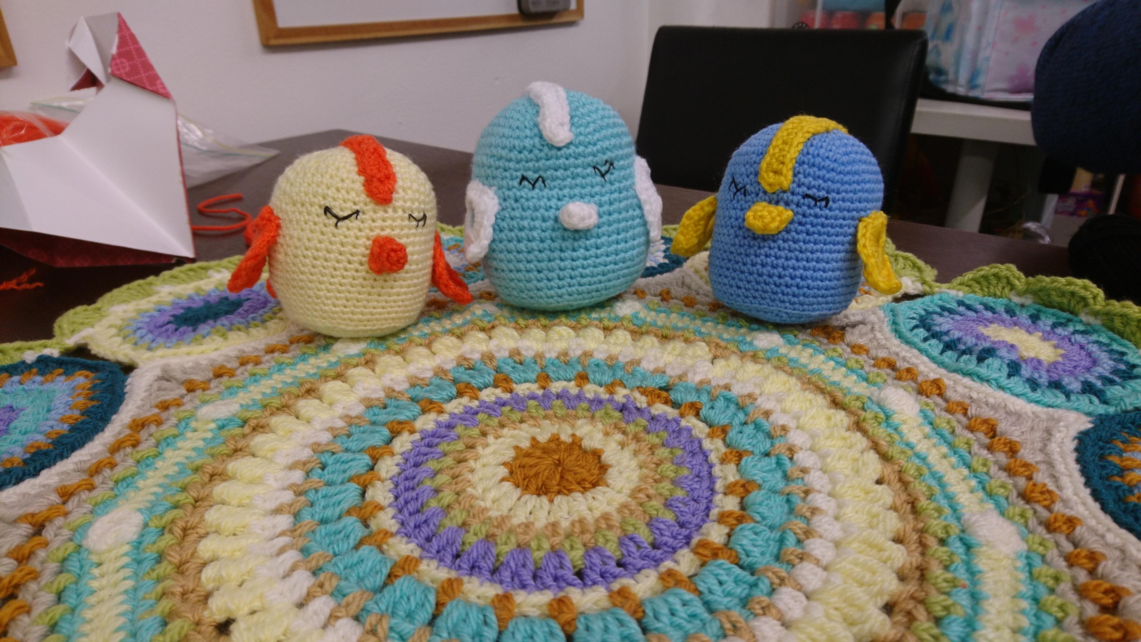 Crochet For Absolute Beginners