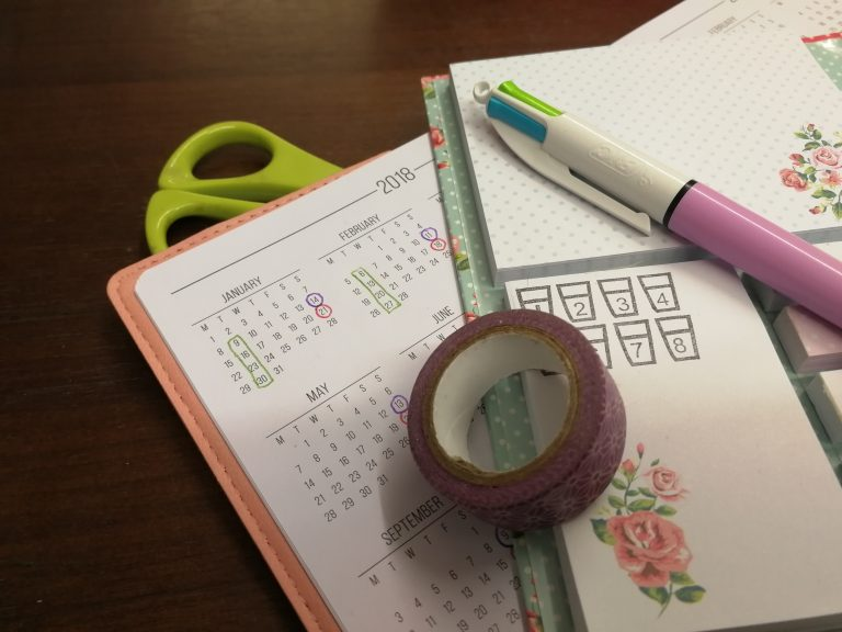 Plan With Me – Diary/Planning/Bullet Journal Club