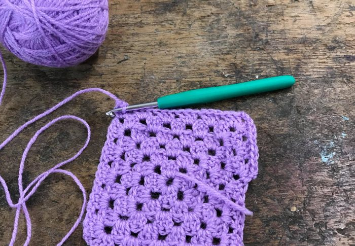 Treble Crochet (tr) UK Terminology