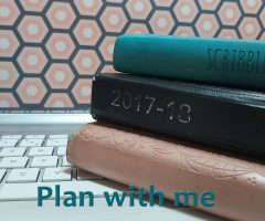 Plan With Me – make a round tracker
