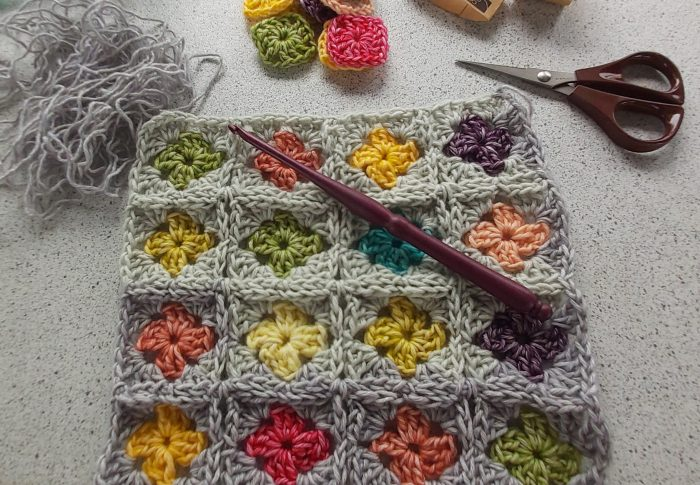 Crochet – Continuous Join Tutorial
