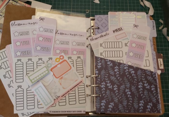 Plan With Me – Pocket Page