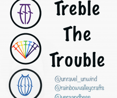Treble The Trouble – with yarn EP 1